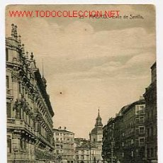 Postales: MADRID. CALLE DE SEVILLA. Lote 2405376