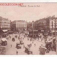 Postales: MADRID PUERTA DEL SOL. Lote 3517839