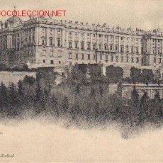 Postales: MADRID - PALACIO REAL.-. Lote 13980605