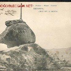 Postales: EL ESCORIAL, CRUZ DE LA HORCA, HAUSER Y MENET Nº 1752. Lote 16701149