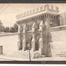 Postales: MADRID.IGLESIA DE LA ALMUDENA FACHADA SUR. FOTOTIPIA LACOSTE. Lote 27370232