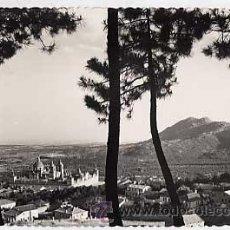 Postkarten - MADRID. EL ESCORIAL. MONASTERIO, VISTA GENERAL. DOROTEA BRAVO. FOTO G. GARRABELLA. CIRCULADA 1953 - 9879462