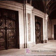Postales: CLICHE ORIGINAL - MADRID, NEGATIVO EN CRISTAL - EDICIONES ARRIBAS. Lote 9885803