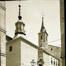 Postales: CLICHE ORIGINAL - MADRID, NEGATIVO EN CELULOIDE - EDICIONES ARRIBAS. Lote 13815818