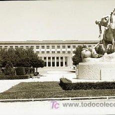 Postales: CLICHE ORIGINAL - MADRID, NEGATIVO EN CELULOIDE - EDICIONES ARRIBAS. Lote 13869421