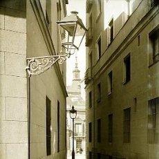 Postales: CLICHE ORIGINAL - MADRID, NEGATIVO EN CELULOIDE - EDICIONES ARRIBAS. Lote 13869424