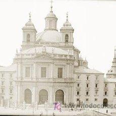 Postales: CLICHE ORIGINAL - MADRID, NEGATIVO EN CELULOIDE - EDICIONES ARRIBAS. Lote 13869439