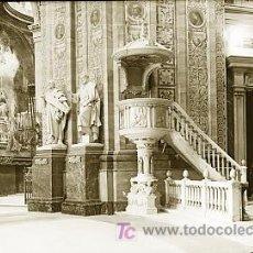 Postales: CLICHE ORIGINAL - MADRID, NEGATIVO EN CRISTAL- EDICIONES ARRIBAS. Lote 10123410