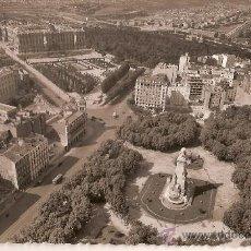Postales: ANTIGUA POSTAL Nº 30 MADRID PLAZA DE ESPAÑA VISTA PANORAMICA CIRCULADA 1956. Lote 10185317