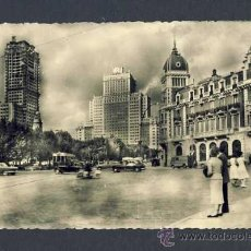 Postales: POSTAL DE MADRID: PLAZA DE ESPAÑA (HELIOTIP.ARTISTICA NUM.67). Lote 10285214