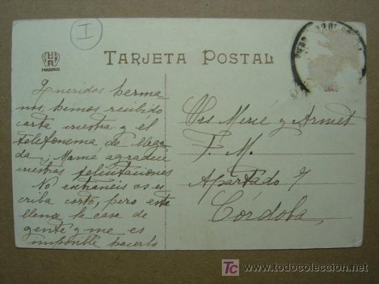 Postales: MADRID - PLAZA DE TOROS - Foto 2 - 10342941