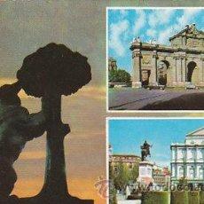 Postales: MADRID. Lote 10501210