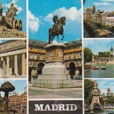 Postales: MADRID. Lote 10501216