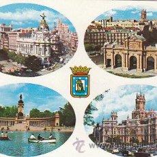 Postales: MADRID. Lote 10501240