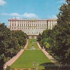 Postales: MADRID: CAMPO DEL MORO, PALACIO REAL. Lote 10501298