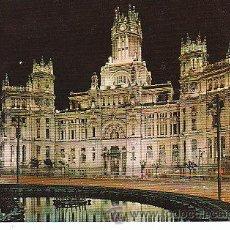 Postales: MADRID: PALACIO DE COMUNICACIONES. Lote 10501306