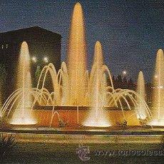 Postales: MADRID: FUENTE SAN JUAN DE LA CRUZ. Lote 10501312
