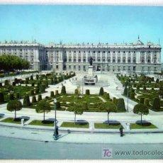 Postales: POSTAL MADRID PALACIO REAL. Lote 10705741