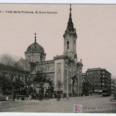 Cartes Postales: MADRID , CALLE PRINCESA Y BUEN SUCESO , P27312. Lote 10745523