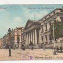 Postales: MADRID. CONGRESO DE LOS DIPUTADOS. (PURGER & CO. 2818). Lote 10756686