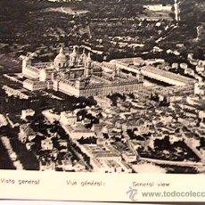 Postkarten - POSTAL DE EL ESCORIAL, MADRID, DE LOS AÑOS 50 DE EDICIONES MANIPEL - 10928858