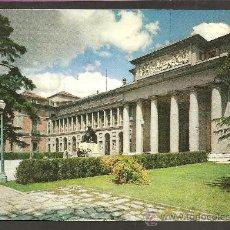 Postales - 9 - madrid - museo del prado-portada principal - garcia garrabella - escrita - 10950087