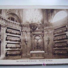 Postales: EL ESCORIAL, PANTEON DE REYES. Lote 11130112