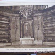 Postales: EL ESCORIAL, PANTEON DE REYES. Lote 11130630