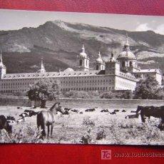 Postales: EL ESCORIAL. Lote 11327035