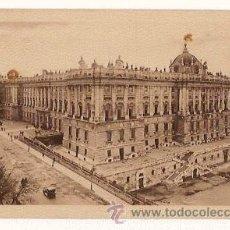 Postales - ANTIGUA POSTAL 27 MADRID PALACIO NACIONAL HELIOTIPIA DE KALLMEYER Y GAUTIER - 11468885