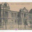 Postales: MADRID. ESCUELA DE INGENIEROS DE MINAS. (FOTOTIPIA J. ROIG). . Lote 11619428