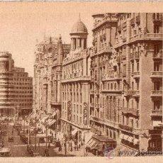 Postales: MADRID - HAUSER Y MENET - AVENIDA PI Y MARGALL. Lote 11654429