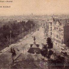 Postales: Nº 17954 POSTAL MADRID HAUSER Y MENET CALLE DE ALCALA. Lote 11866120