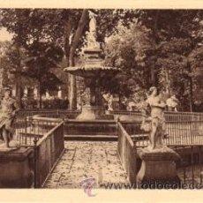 Postales: Nº 3930 POSTAL BELLEZAS Y ENCANTOS DE ARANJUEZ. Lote 11979107