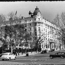 Postales: MADRID, HOTEL RITZ – EDICIONES GARCÍA GARRABELLA. Lote 25274920