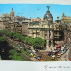 Postales: + MADRID AÑO 1987 CIRCULADA. Lote 12110309