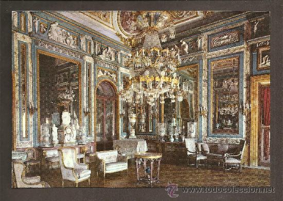6 madrid palacio real salon de espejos e comprar for Salon los espejos