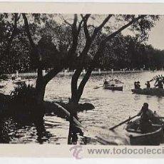 Postales: MADRID. UNA ESCENA EN EL RETIRO. AÑO 1928. ED. . HISPANIC SOCIETY OF AMERICA. POSTAL FOTOGRAFICA . Lote 21897620