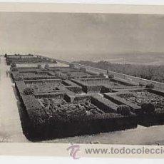 Postales: MADRID. JARDINES DEL ESCORIAL. 1928. EDIC. THE HISPANIC SOCIETY OF AMERICA. POSTAL FOTOGRAFICA. Lote 12400901