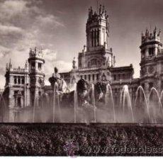 Postales: Nº 7283 POSTAL MADRID CIBELES. Lote 12499635
