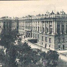 Postales: MADRID.PALACIO REAL. Lote 12538716