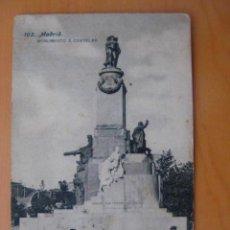 Postales: POSTAL DE MADRID. Lote 12596936