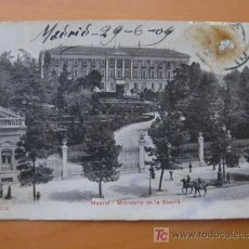 Postales: POSTAL DE MADRID. Lote 12600874