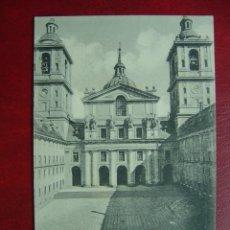 Postales: MONASTERIO DEL ESCORIAL. Lote 12685883