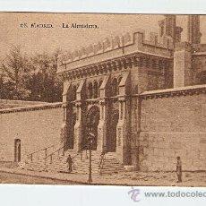 Postales: MADRID - LA ALMUDENA. Lote 13564572
