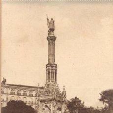 Postales: POST 216 - POSTAL NO CIRCULADA - MADRID - MONUMENTO A COLÓN - POSTAL NO CIRCULADA. Lote 23613834