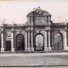 Postales: POST 218 - POSTAL CIRCULADA : MADRID : PUERTA DE ALCALÁ . POSTAL CIRCULADA - MADRID. Lote 13647852