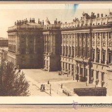 Postales: POST 217 - POSTAL NO CIRCULADA - MADRID - PALACIO REAL - POSTAL NO CIRCULADA - MADRID. Lote 13647949