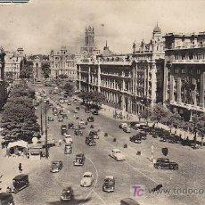 Postales: PS2094 MADRID 'CALLE DE ALCALÁ'. HELIOTIPIA ARTÍSTICA ESPAÑOLA Nº 12. CIRCULADA EN 1958. Lote 13692255