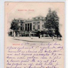 Postales: TARJETA POSTAL DE MADRID. MUSEO DEL PRADO. 88 HAUSER Y MENET.VER FOTO REVERSO. Lote 24530401